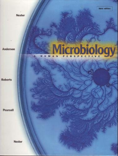 9780072318784: Microbiology : A Human Perspective