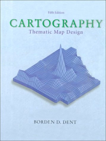 9780072319323: Cartography with ArcView GIS Software & Map Projection Poster