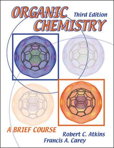 9780072319446: Organic Chemistry: A Brief Course