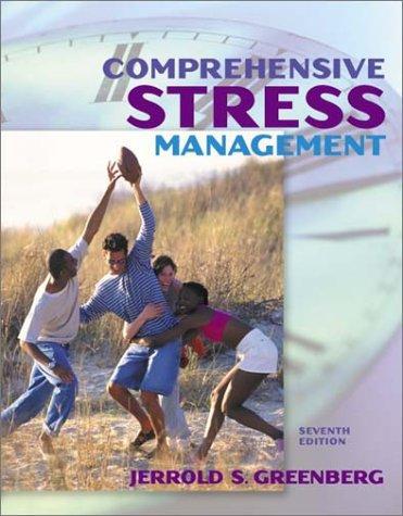 9780072319705: Comprehensive Stress Management
