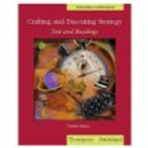 9780072319804: Crafting and Executing Strategy: Text and Readings