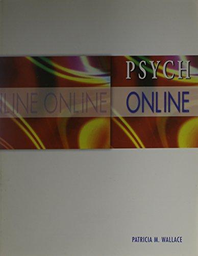 9780072320237: Psych Online