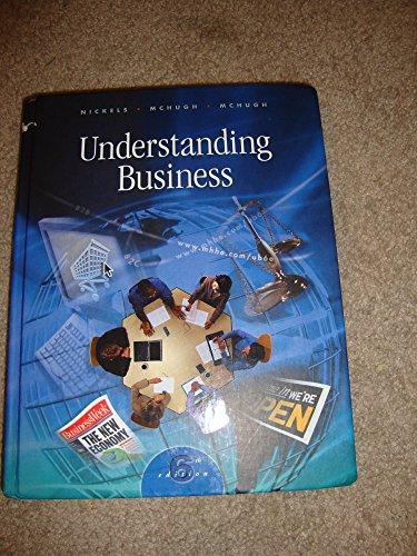 9780072320541: Understanding Business