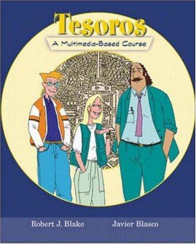 9780072320664: Tesoros (Student Edition)
