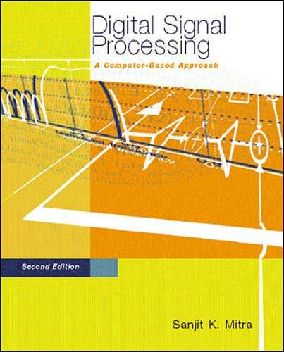9780072321050: Digital Signal Processing: A Computer-Based Approach