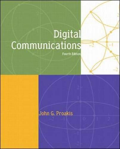 9780072321111: Digital Communications