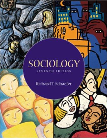 9780072321371: Sociology