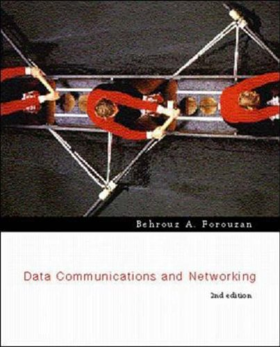 9780072322040: Data Communications and Networking