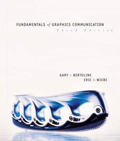 9780072322095: Fundamentals of Graphics Communication