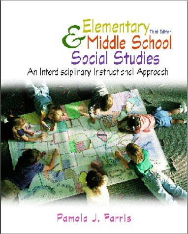 9780072322248: Elementary and Middle School Social Studies: An Interdisciplinary Approach