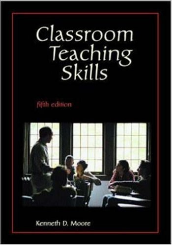 9780072322385: Classroom Teaching Skills