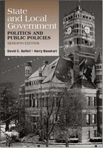 9780072322514: State & Local Government