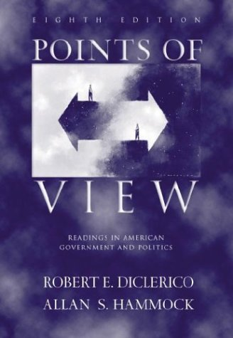 9780072322682: Points of View: Readings in American Government and Politics, 8th edition