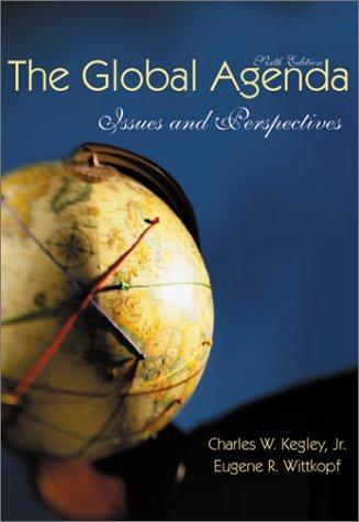 9780072322699: The Global Agenda
