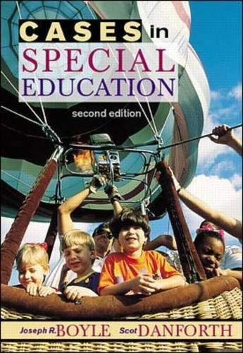 9780072322712: Cases in Special Education