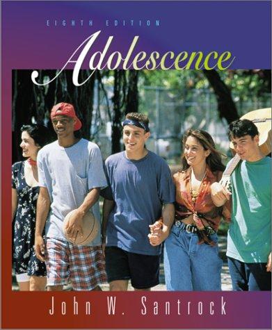 9780072323498: Adolescence