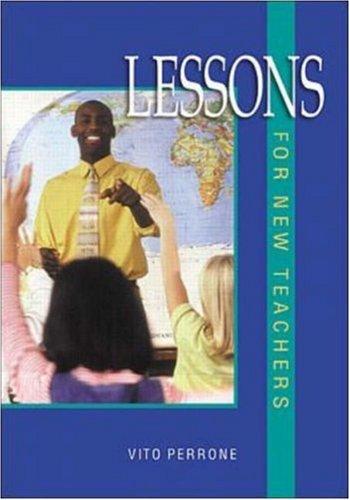 9780072324464: Lessons For New Teachers