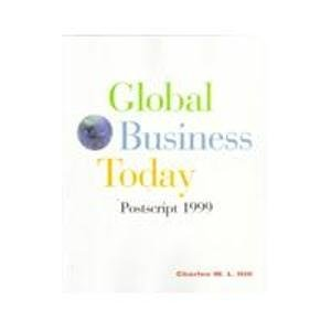 9780072324518: Global Business Today