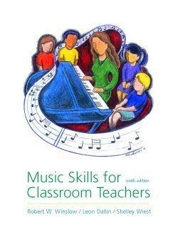 9780072324655: Music Skills for Classroom Teachers