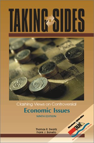 9780072327397: Taking Sides: Clashing Views on Controversial Economic Issues (Taking Sides : Clashing Views on Controversial Economic Issues, 9th ed)