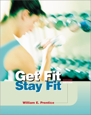 9780072329063: Get Fit - Stay Fit
