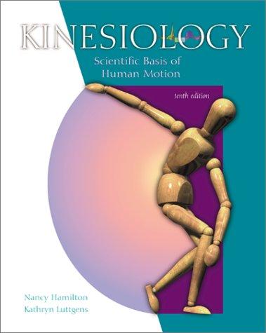9780072329193: Kinesiology