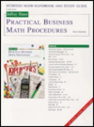 9780072331523: Practical Business Math Procedures, 6th Edition