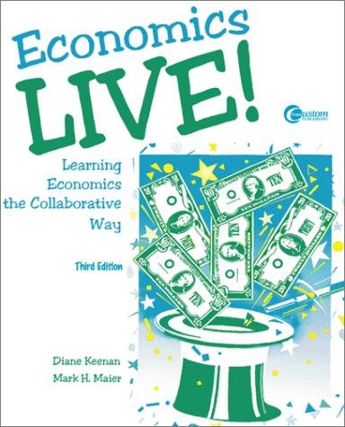 9780072331967: Economics Live