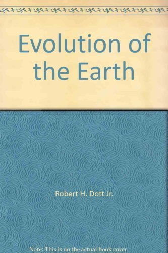 9780072332681: Evolution of the Earth