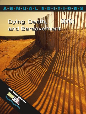 Dying, Death, and Bereavement 00/01: Dickinson, George E.