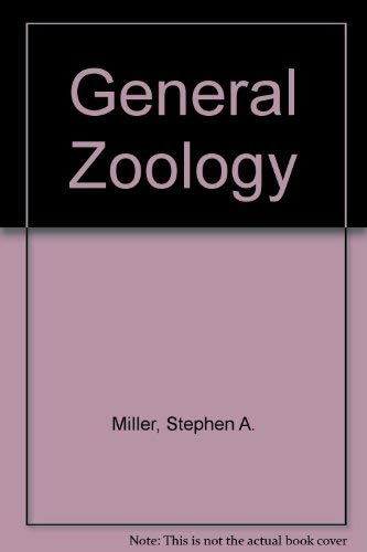 9780072334531: General Zoology