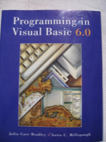 9780072335132: Programming Visual Basic 6.0