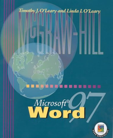 9780072335842: Microsoft Word 97