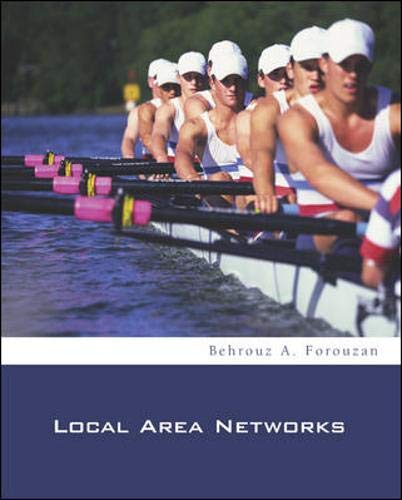9780072336054: Local Area Networks (McGraw-Hill Forouzan networking series)
