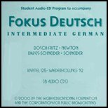 9780072336894: Fokus Deutsch: Intermediate German Book 3 Student (German Edition)