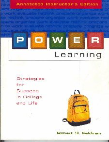 9780072337242: Power Learning