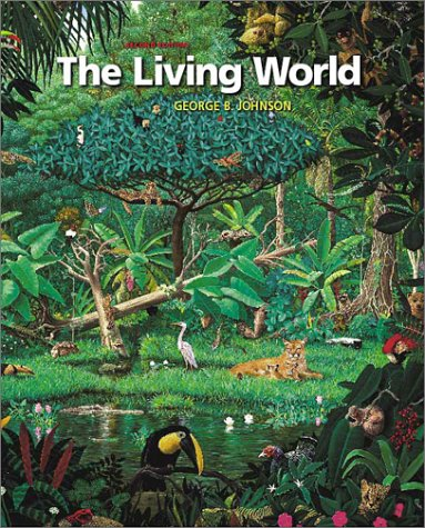 9780072338287: The Living World with ESP CD-ROM
