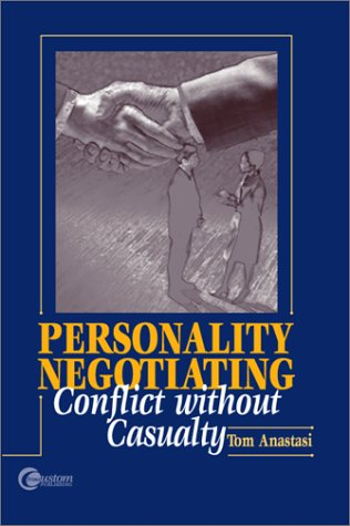 9780072338348: Personality Negotiating: Conflict Without Casualty