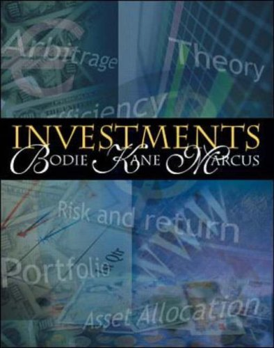 9780072339161: Investments (McGraw-Hill/Irwin Series in Finance, Insurance, and Real Est)