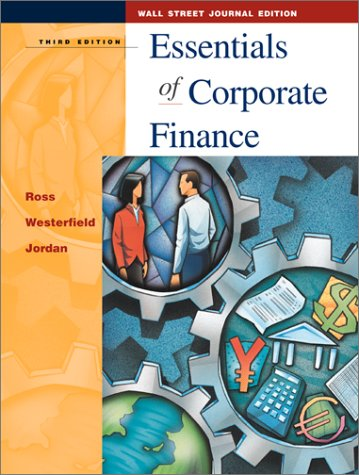 9780072340648: Essentials of Corporate Finance