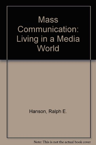 9780072341775: Mass Communication: Living in a Media World