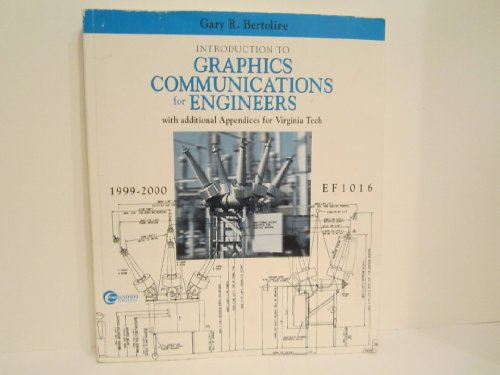 9780072343786: Introduction to Graphics Communication for Engineers: With Additional Appendices for Virginia Tech : Ef 1016 (Mcgraw-Hill's Best Basic Engineering Series and Tools)