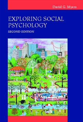 9780072344875: Exploring Social Psychology (McGraw-Hill Series in Social Psychology)