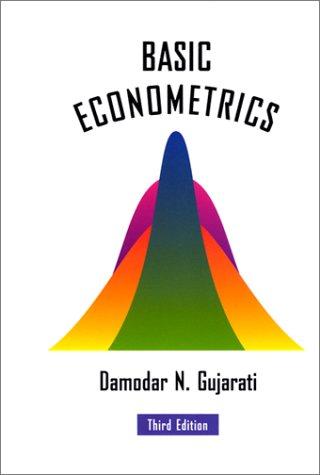 9780072347845: Basic Econometrics
