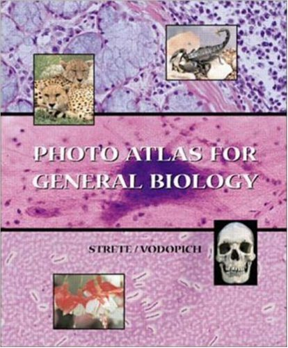 9780072348552: Photo Atlas for General Biology