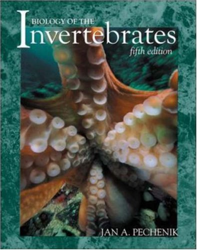 9780072348996: Biology of the Invertebrates, Fifth Edition