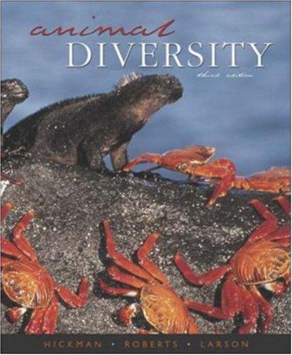 9780072349030: Animal Diversity