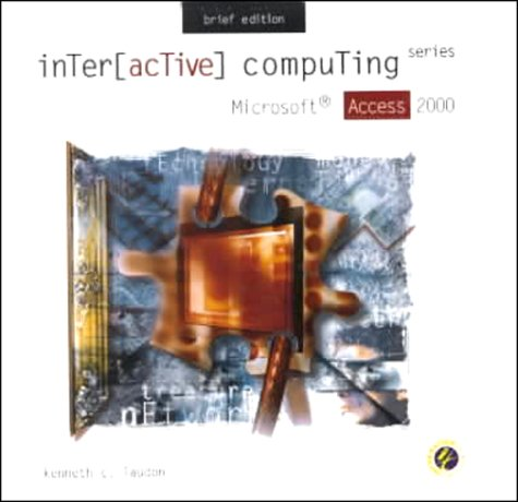 9780072350227: Interactive Computing Series: Microsoft Access 2000 Brief Edition CD-ROM