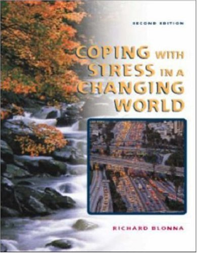 9780072350425: Coping with Stress in a Changing World with Letting Go of Stress Audiotape