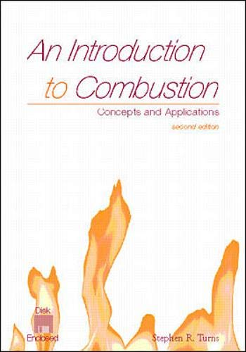 9780072350449: An Introduction to Combustion: Concepts and Applications w/Software